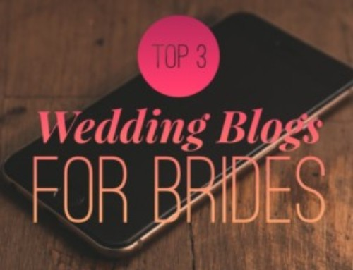 Top 3 Wedding Blogs for Brides